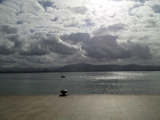Cantabria bay