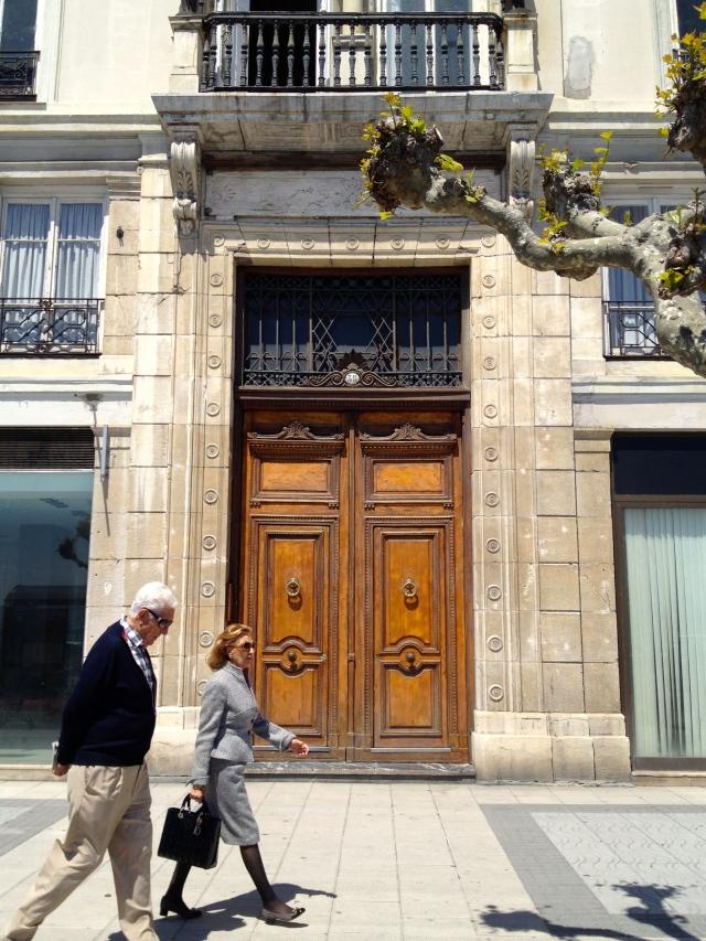 Paseo de Pereda no. 35 Santander