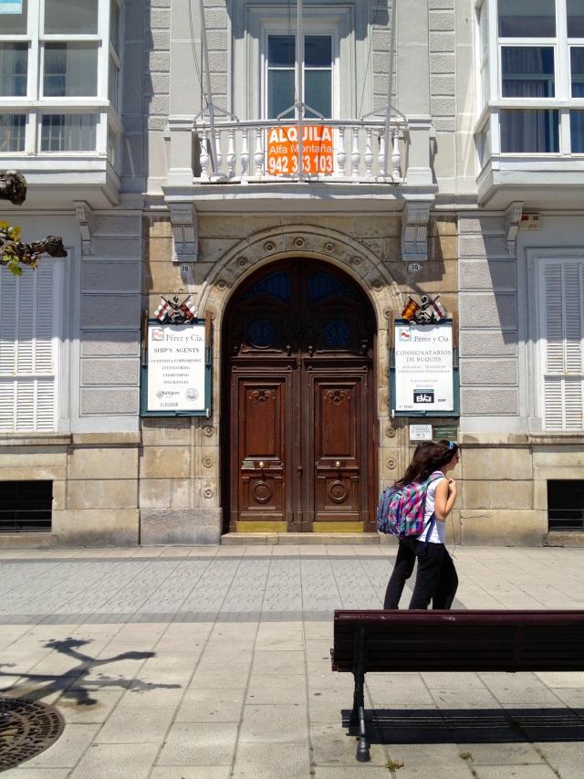 Paseo de Pereda no. 36 Santander