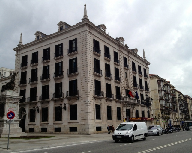 architect de la Sierra Nales villa luisa Santander