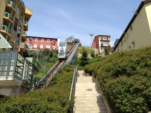 Funicular Rio de la Pila General Davila Santander Cantabria