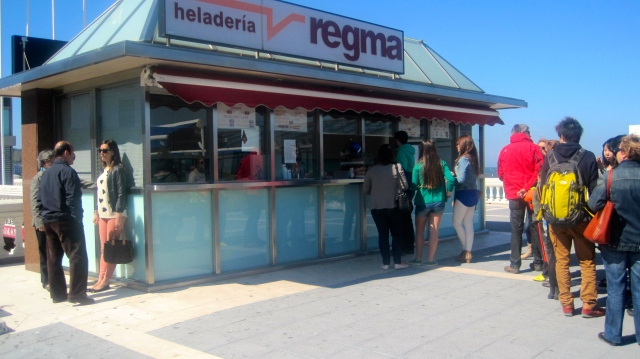 Ice-cream Regma Santander