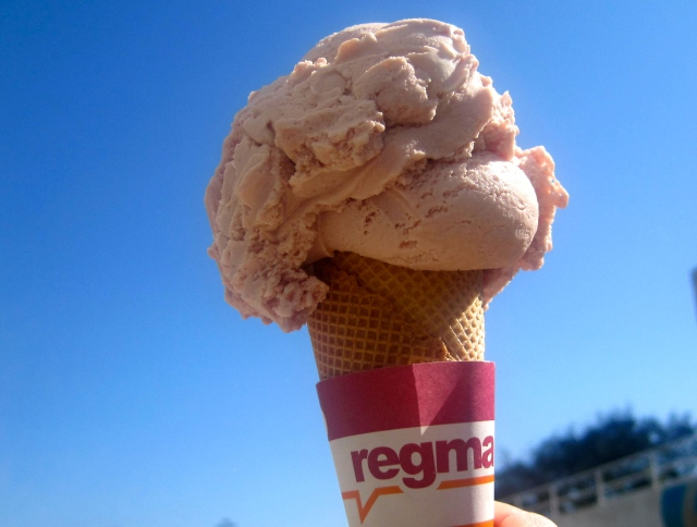 Regma ice-cream Santander