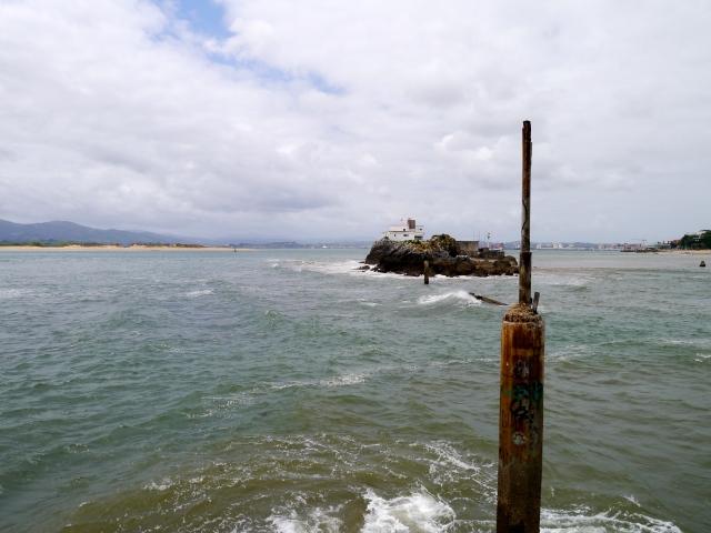 Isla de la Torre Magdalena Escuela de Vela 1930 Santander