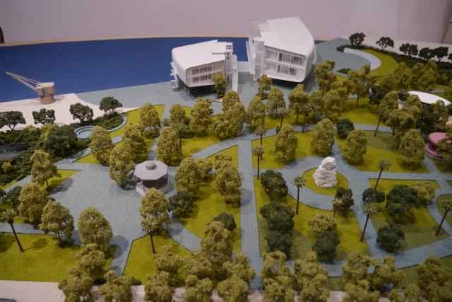 Renzo Piano Botin Centre Santander 2014