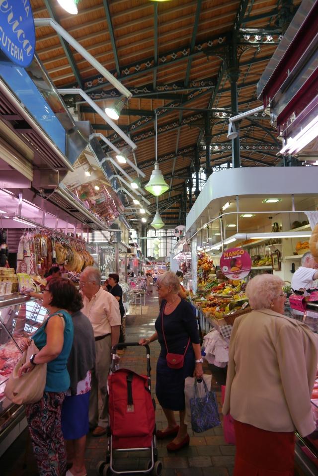 Mercado de Esperanza Santander Market Fish Food