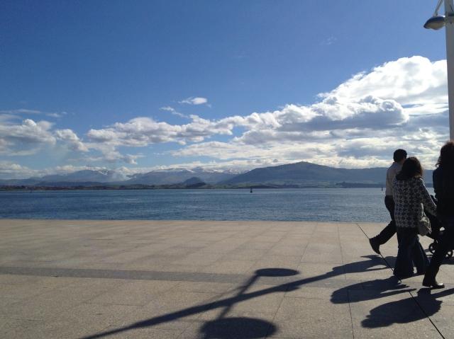 pamela cahill bay Santander people
