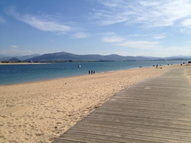pamela cahill 2013 santander beach