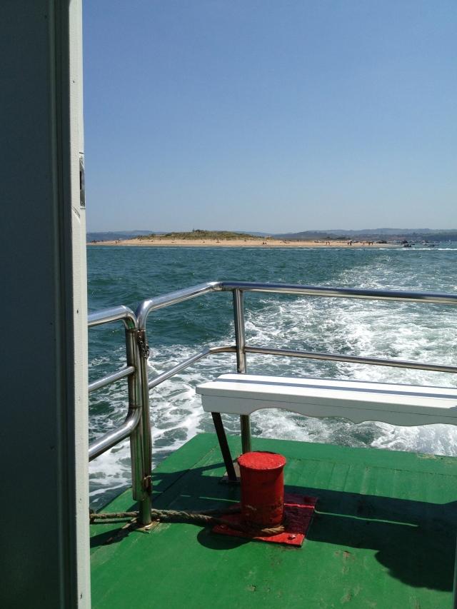 pamela cahill 2013 lancha boat Puntal Santander