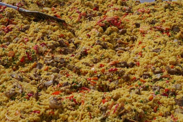 pamela cahill paella santander 2013