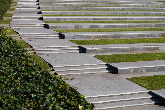 santander llamas park parque amphitheatre