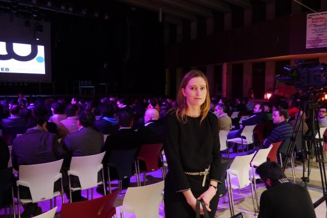 pamela cahill blogging awards Cantabria