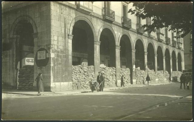 Pamela Cahill Kate O'Brien Plaza Pombo Plaza Libertad Santander 1930s