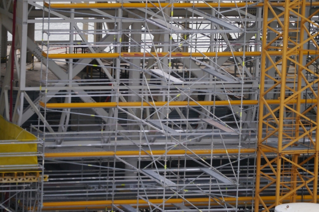 Botin Centre 2014 Santander structure