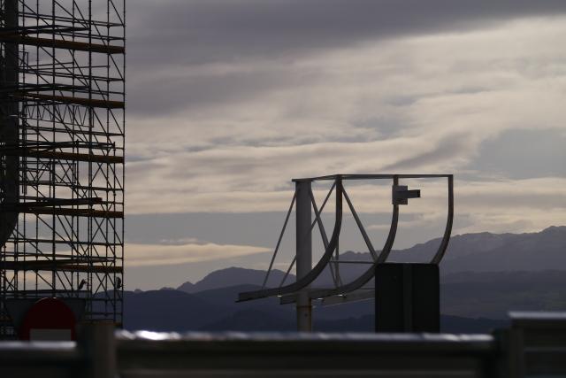 Botin Centre 2014 Santander building site bay