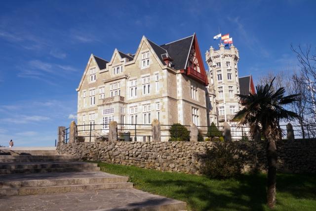 Pamela Cahill Magdalena Palace Palacio Santander Spain Sunlight