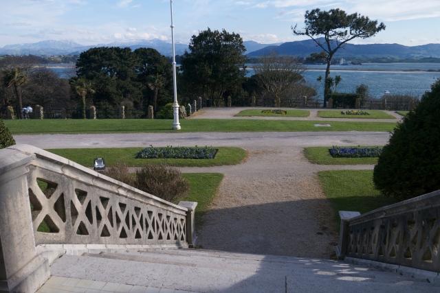 Pamela Cahill Magdalena Palace Palacio Santander Spain Views Stairways