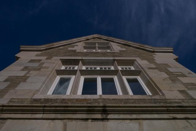 Pamela Cahill Magdalena Palace Palacio Santander Spain Stonemasonry