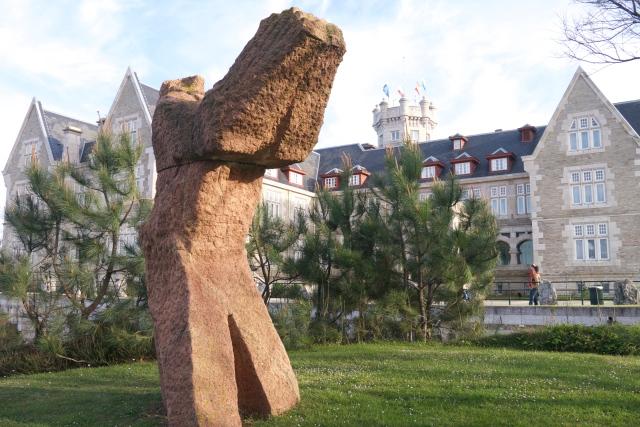 Pamela Cahill Magdalena Palace Palacio Santander Spain Sculptures