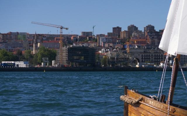 Boat Santander Cantabria Spain Renzo Piano