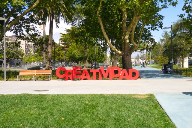 pereda gardens Santander Botin Centre Spain