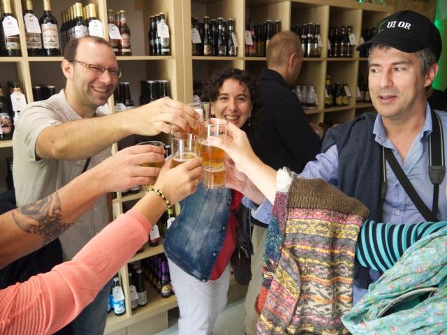 market tour food Spain Santander Esperanza dougalls