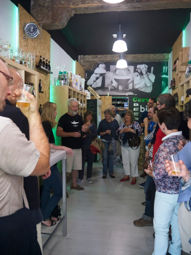 market tour food Spain Santander Esperanza