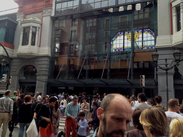 mercado market Bilbao Pais Vasco Santander tour