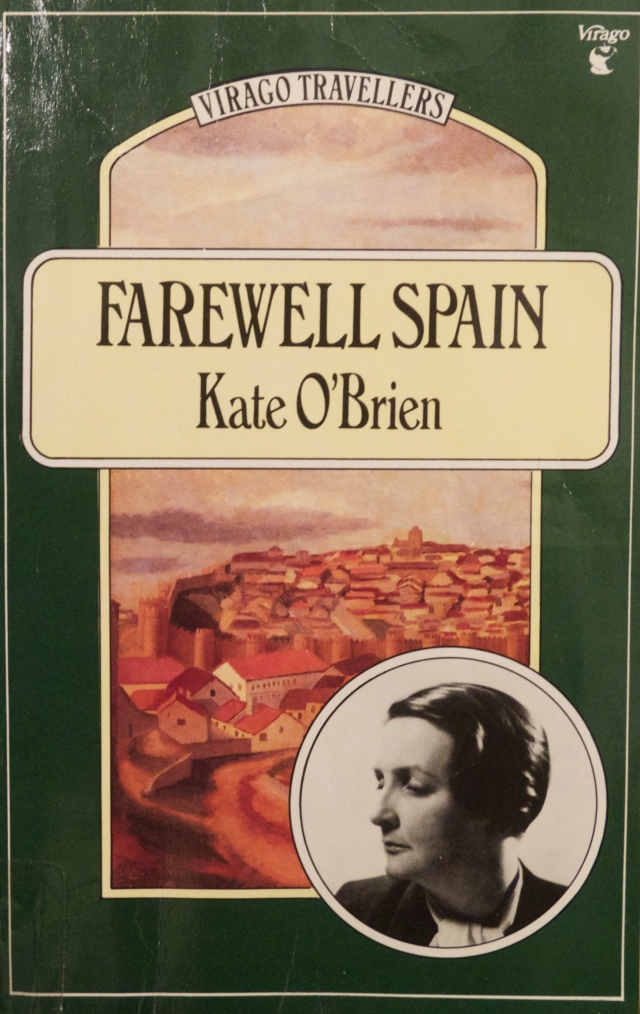 Limerick Literary Festival Kate O'Brien writer Ireland Spain Santander Farewell