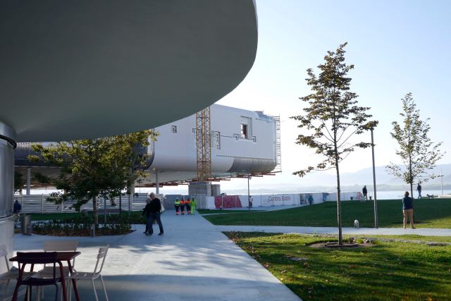 Botin Centre Centro Santander Art Foundation Renzo Piano