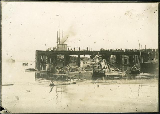 dynamite 2nd second explosion Machichaco Santander 1894