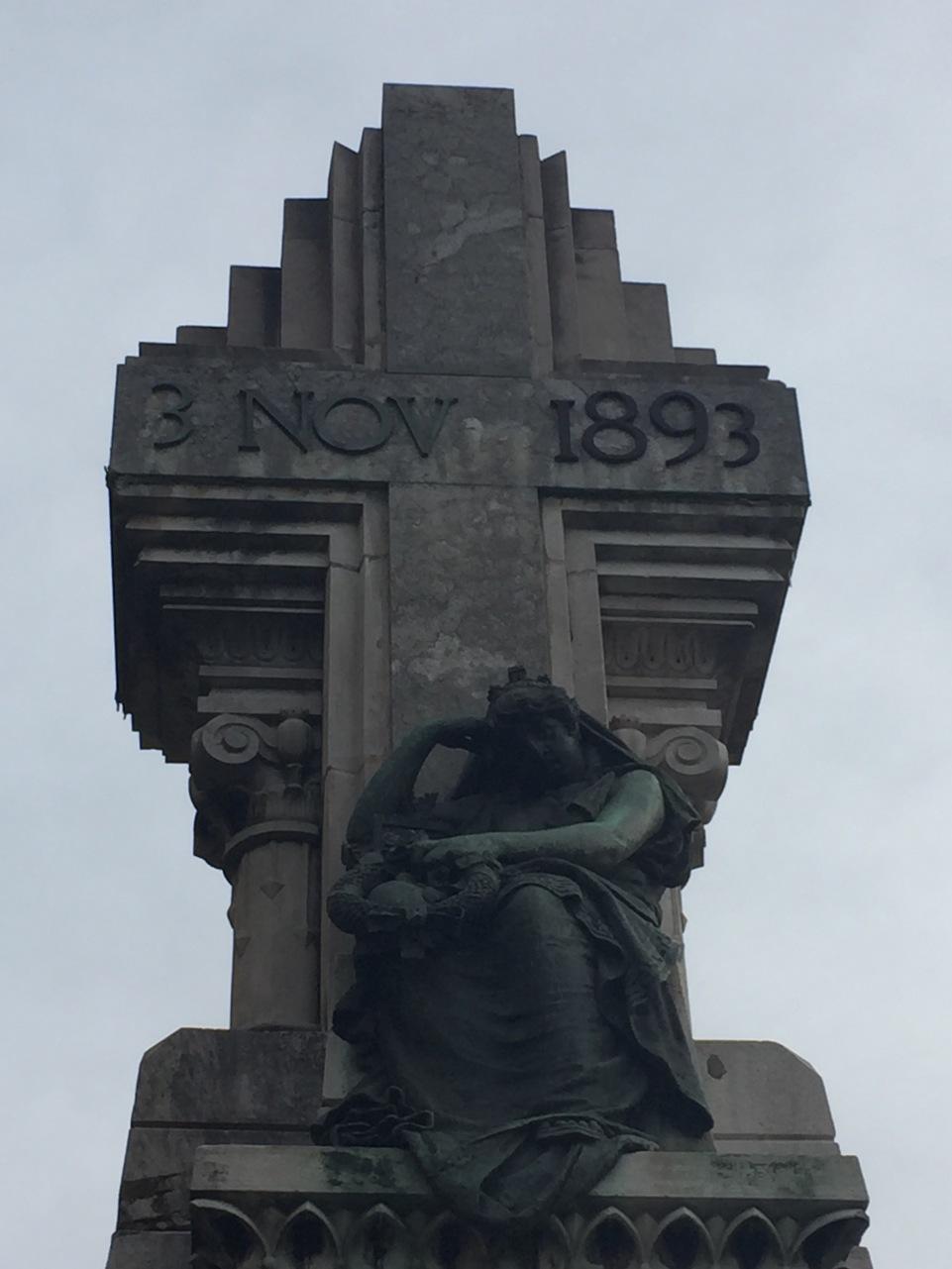 Santander Cantabria Spain monument