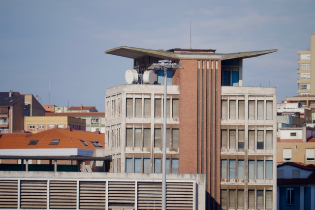 high-rise Cantabria tobacco tower architecture