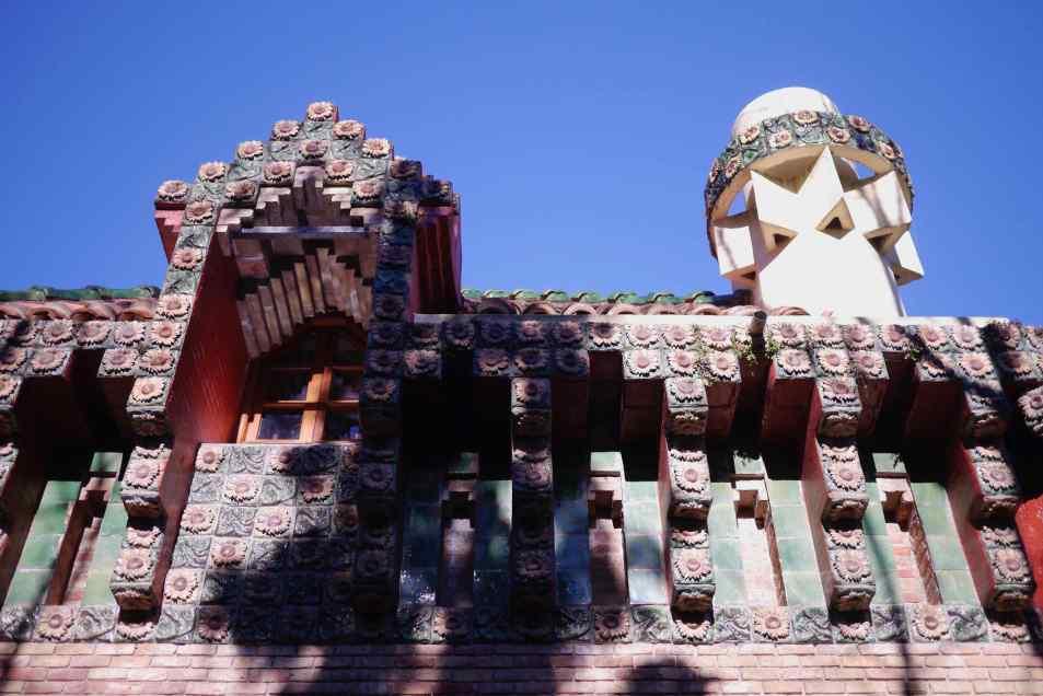 Gaudi Villa Quijano Cantabria Spain Caprice