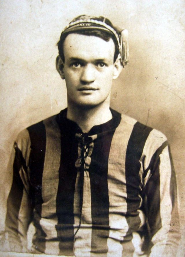 Dublin Footballer Manager Don Patricio