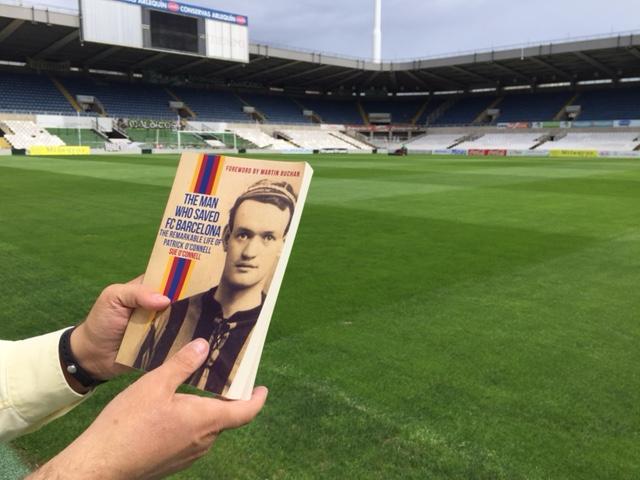 Dublin Footballer Manager Don Patricio
