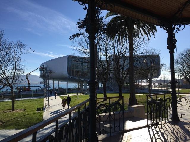 Guggenheim Botin Centre Museum Centro Bilbao Santander Spain Gehry Renzo Piano